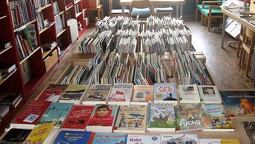 Wir suchen für die Gemeindebücherei