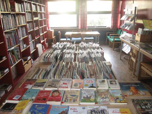 Neue Öffnungszeiten für die Bücherei